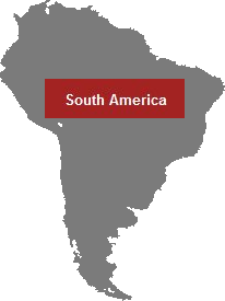 South America Map Image
